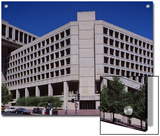Fbi Headquarters, Washington, D.C. Prints by Kenneth Garrett