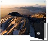 The Crater of Mount Saint Helens Lámina por Diane and Len Cook and Jenshel