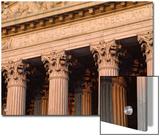 Closeup of the U.S. Supreme Court Building, Washington, D.C. Prints by Kenneth Garrett