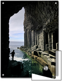 Fingal's Cave on the Isle of Staffa Off the West Coast of Mull Prints by Jim Richardson