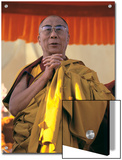 The Dalai Lama in Ceremony Prints by Alison Wright