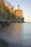 Minnesota, United States of America; Split Rock Lighthouse on the North Shores of Lake Superior Photographic Print by  Design Pics Inc