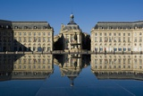 Place De La Bourse Photographic Print by  Design Pics Inc