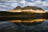 Late Afternoon Light on Sukakpak Mountain Photographic Print by  Design Pics Inc
