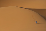 Merzouga, Morocco Photographic Print by  Design Pics Inc