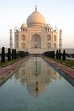 Agra, India; Exterior of the Taj Mahal Photographic Print by  Design Pics Inc