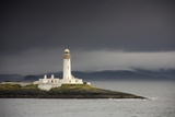 A Lighthouse; Eilean Musdile in the Firth of Lorn,Scotland Photographic Print by  Design Pics Inc