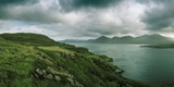 Overlooking a Portion of Loch Na Keal Photographic Print by Macduff Everton