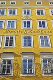 Mozart's Birthplace, Exterior Photographic Print by  Design Pics Inc