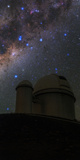 The Milky Way over the European Southern Observatory Photographic Print by Babak Tafreshi
