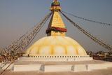 The Stupa at Bodhnath, Kathmandu, Nepal Photographic Print by  Design Pics Inc
