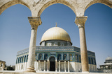 Dome of the Rock. Jerusalem,Israel Photographic Print by  Design Pics Inc