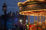 Merry Go Round, Hampton Court, London, Uk Photographic Print by  Design Pics Inc