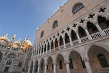 Doge's Palace Off Piazza San Marco or St. Mark's Square; Venice Veneto Italy Photographic Print by  Design Pics Inc