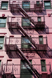 Traditional Apartments Building in Soho, Manhattan, New York, USA Dosfotos Photographic Print by  Design Pics Inc
