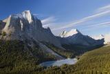 Frozen Elbow Lake; Kananaskis, Alberta, Canada Photographic Print by  Design Pics Inc
