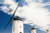 Windmills at Campo De Criptana Photographic Print by  Design Pics Inc