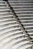 Amphitheatre Seating in Patras, Close-Up Fotografisk tryk af  Design Pics Inc