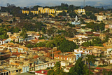 Aerial View of Santiago De Cuba, Cuba Photographic Print by  Design Pics Inc