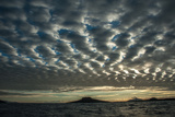 The Channel Between Sombrero Chino Island and Santiago Island in the Galapagos Photographic Print by Karen Kasmauski