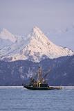 Commercial Fishing Boat Fotoprint van  Design Pics Inc