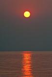 Sunset Above Lake Malawi Photographic Print by Karen Kasmauski