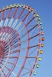 The Wonder Wheel at Odaiba Reproduction photographique par  Design Pics Inc
