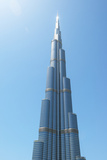 Detail of the Burj Khalifa; Dubai, United Arab Emirates Photographic Print by  Design Pics Inc
