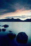 Derwent Water with Catbells at Sunset Fotografie-Druck von  Design Pics Inc