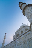 The Taj Mahal at Dusk, Low Angle View Photographic Print by  Design Pics Inc