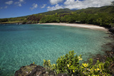 Hawaii, Maui, Hana, a Sunny View of Hamoa Beach with Clear Ocean on a Calm Day Photographic Print by  Design Pics Inc