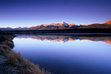 Reflection of Mount Elbert in Crystal Lake Near Leadville, Colorado Photographic Print by Keith Ladzinski