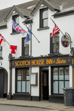 The Scotch House Inn and Bistro in Bushmills Photographic Print by Tim Thompson