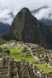 The Historic Inca Site Machu Picchu; Peru Photographic Print by  Design Pics Inc
