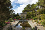 Italian Garden at Garnish Island in Glengarriff, County Cork Photographic Print by Chris Hill