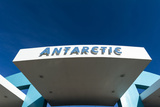 The Main Entrance of the International Antarctic Centre Photographic Print by Jason Edwards