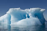 A Bright Blue Iceberg Off Paulet Island Photographic Print by Jim Richardson