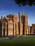 Queen's University, Belfast, Northern Ireland Photographic Print by Chris Hill