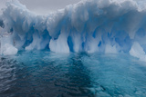 An Iceberg, Eroded by Sea Water Photographic Print by Jim Richardson