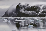 Devil's Island and Floating Ice in the Weddell Sea Photographic Print by Jim Richardson