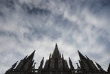 The Spires of the Catedral De Barcelona Photographic Print by Michael Melford