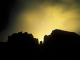 Garden of the Gods During an Evening Storm Photographic Print by Keith Ladzinski