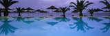 Panoramic View of Infinity Pool Photographic Print by  Design Pics Inc