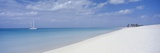 Yacht Moored Off Palm Beach Photographic Print by  Design Pics Inc