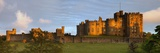 Alnwick Castle; Alnwick, Northumberland, England Photographic Print by  Design Pics Inc