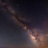 The Summer Milky Way as Seen from Mid-Northern Latitudes Photographic Print by Babak Tafreshi