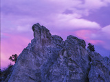 Twilight at Garden of the Gods, Colorado Photographic Print by Keith Ladzinski