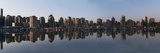 Vancouver City Skyline; Vancouver,British Columbia,Canada Photographic Print by  Design Pics Inc