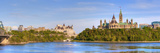 Parliament Buildings and the Fairmont Chateau Laurier; Ottawa Ontario Canada Photographic Print by  Design Pics Inc
