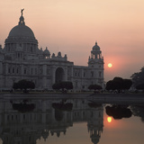 Victoria Memorial Photographic Print by  Design Pics Inc